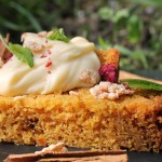 MY VEGAN CARROT CAKE,,, FROM AN EXPERIENCE IN ISRAEL 25 YEARS AGO